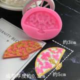 BK1009 3 Hand Fan Silicone Mold