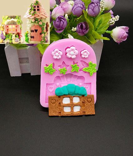 BK1004 Fairy Tale Cottage Door