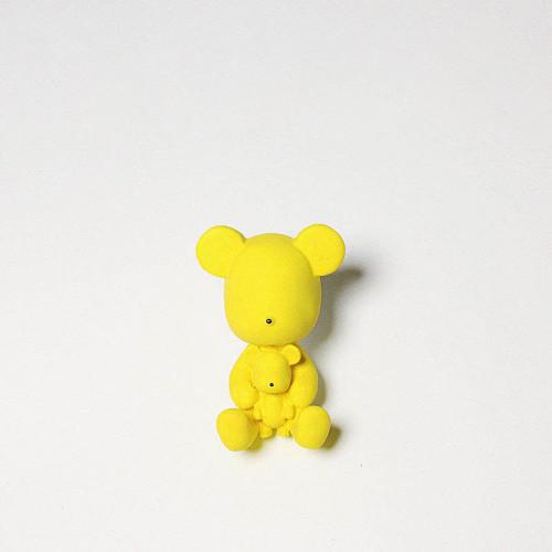 BK1054 Cute Animal Bear Christmas