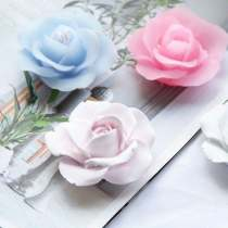 BK1070 3D Rose Flower