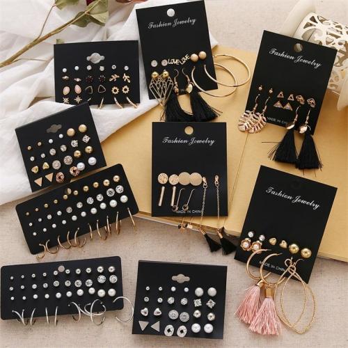 Stud Earrings For Women Bohemian Jewelry