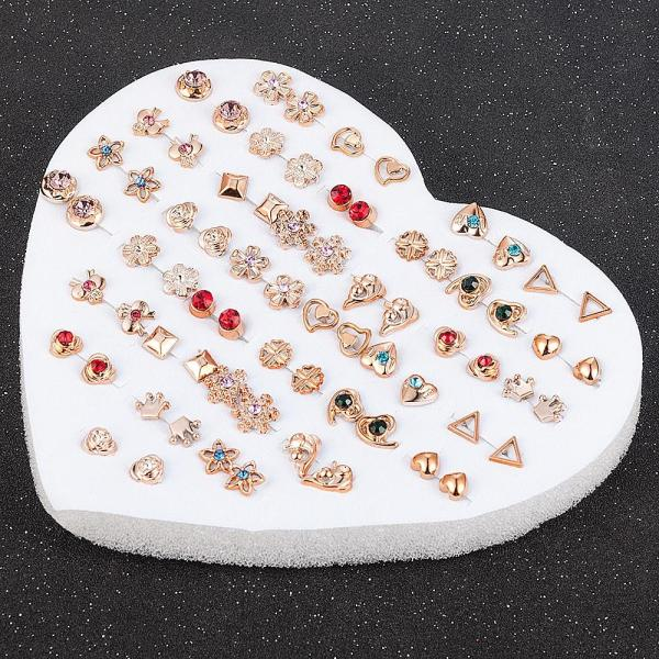 Random Women Stud Earring Jewelry