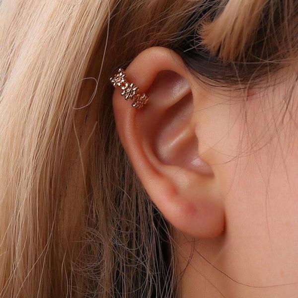 Non Pierced Earrings Clip On Women Earrings