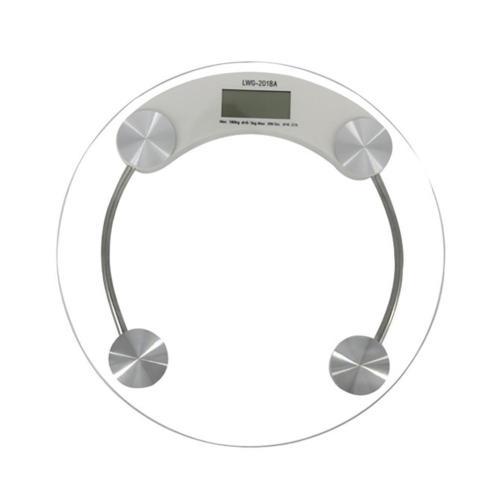 Digital body Scale Electronic Glass Tool bascula digital