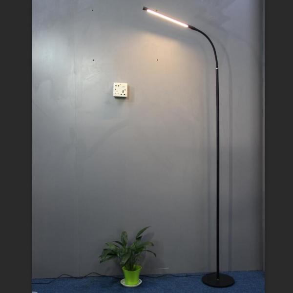 Simple Design Gooseneck LED Floor Lamp for Living Room Reading Bedroom Office - 360 Lighting