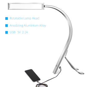high quality metal led desk lamp luxury table reading lamp led