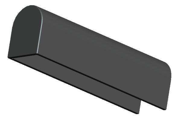 Gooseneck Design foldable Knob control LED Task Lamp with Blinder hood for PC Laptop Monitor Lamp