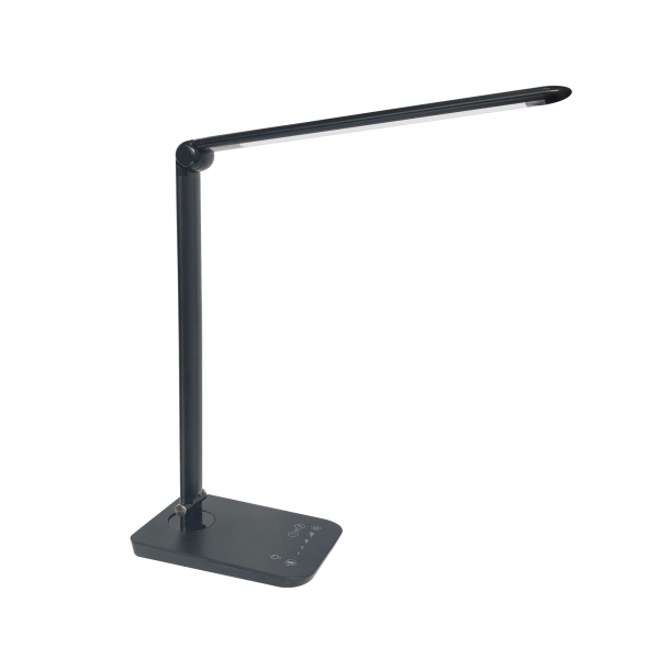 New rechargeable battery powered led desk lamp led table lamp with usb port