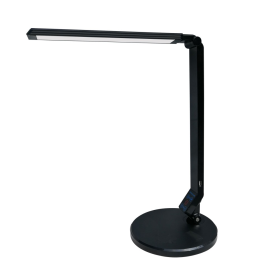 Rotatable Eye-care 10W led desk lamp Table lamp 5 color mode 5 brightness mode with USB