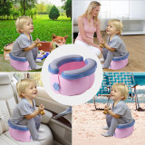 2-in-1 Go Potty for Travel, Portable Folding Compact Toilet Seat,Potty Training Toilet Chairs for Toddler Boys & Girls by BlueSnail