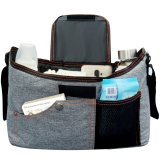BlueSnail Stroller Bag Fits Stroller Organizer - Extra-Large Storage Space for iPhones, Wallets, Diapers, Books, Toys, iPads