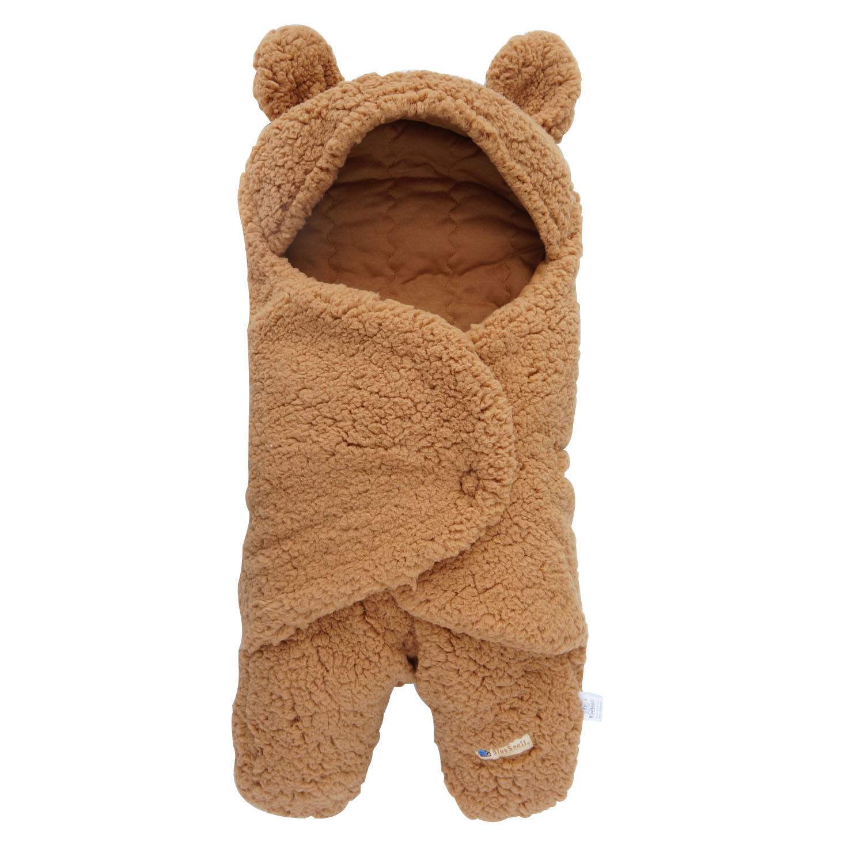 BlueSnail Newborn Receiving Blanket Baby Sleeping Wrap Swaddle