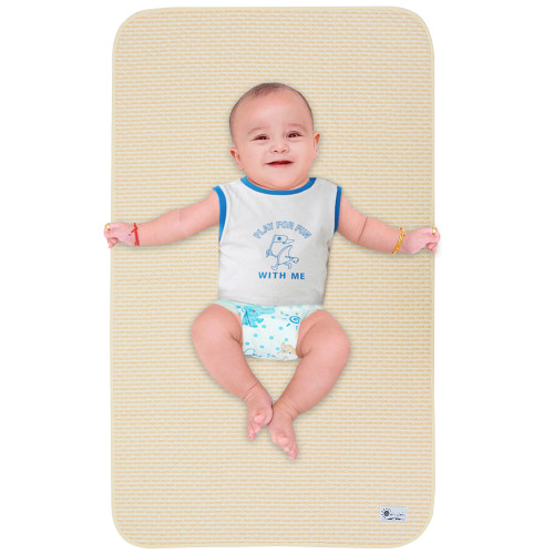 Oleh-Oleh Changing pad,Cotton Changing Mats for Baby,Waterproof&Reusable and Soft