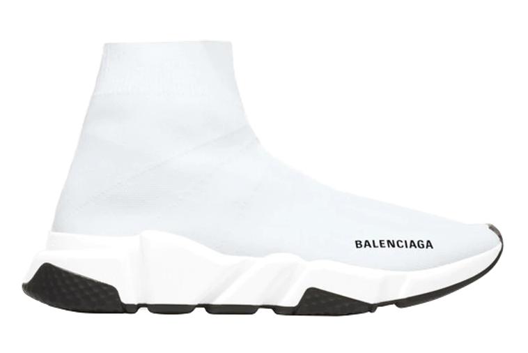 US$ 148.00 - Balenciaga Speed Run White