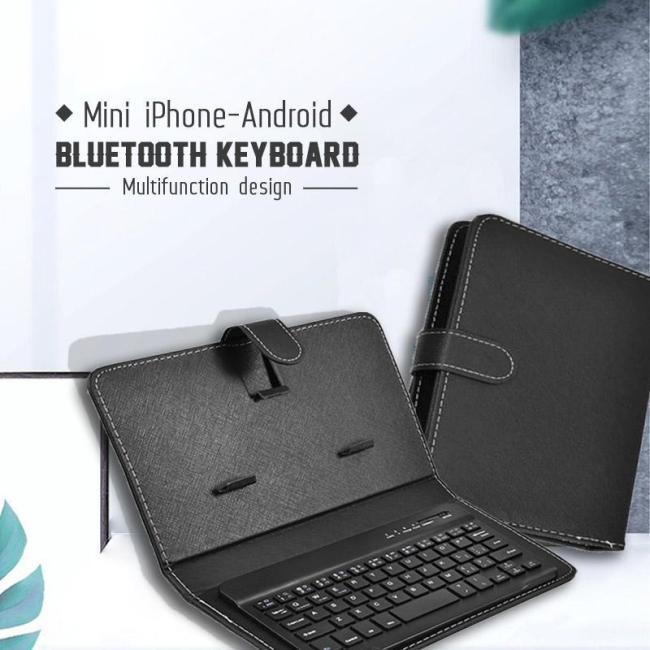 Mini iPhone-Android Bluetooth Keyboard