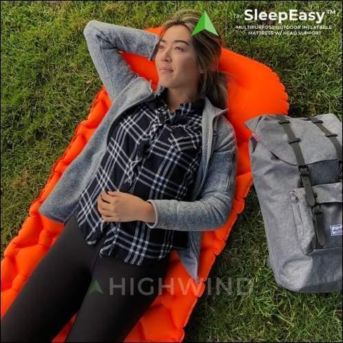 SleepEasy™ Outdoor Inflatable Mat