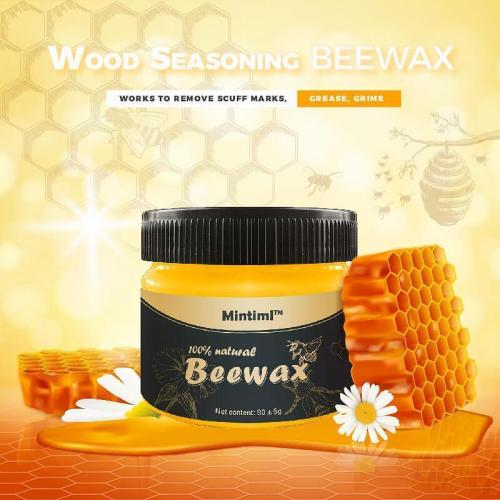 Wood Seasoning Beeswax【BUY 3 FREE SHIPPING】