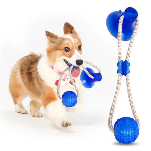 Multifunction Pet Molar Bite Toy 【BUY 2 FREE SHIPPING】