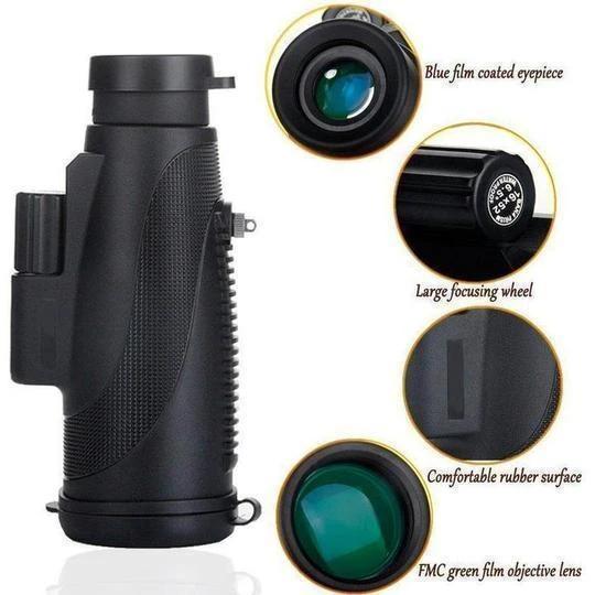 2020 New Waterproof 16X52 High Definition Monocular Telescope(Buy 2 Free Shipping)