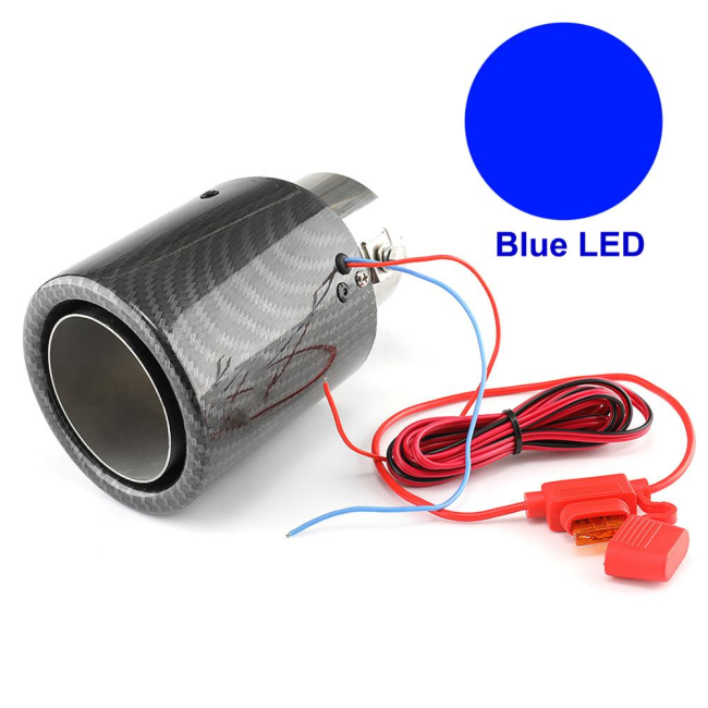 LED Exhaust Muffler【50%OFF】