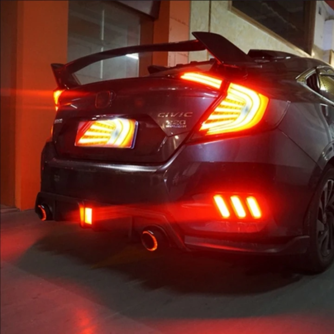 LED Exhaust Muffler【50%OFF】
