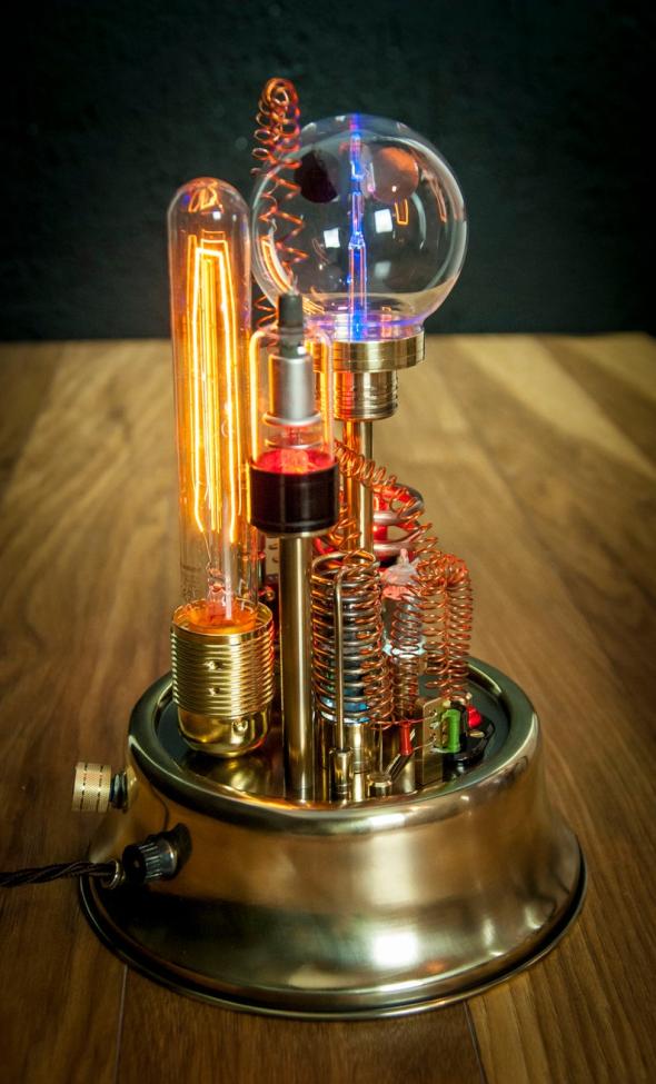 Steampunk lights