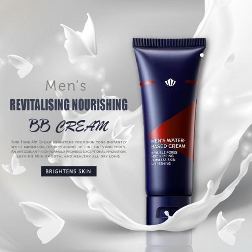 (HOT SALE NOW!!!)Men's Revitalising Nourishing Tone Up BB Cream(BUY 2 Enjoy FREE SHIPPING)