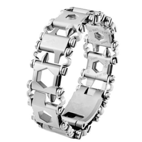 29-in-1 Stainless Steel Multi-tool Bracelet