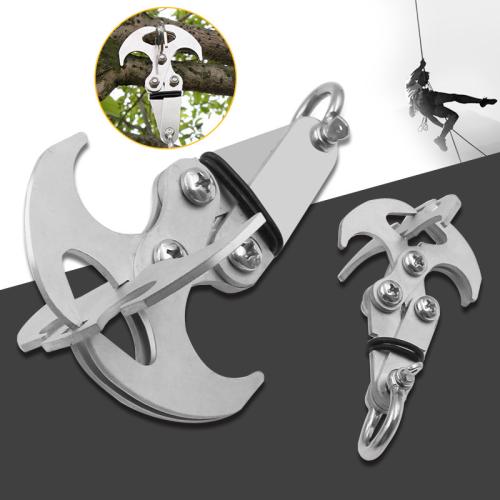Stainless Steel Survival Folding Gravity Hook (50%OFF)