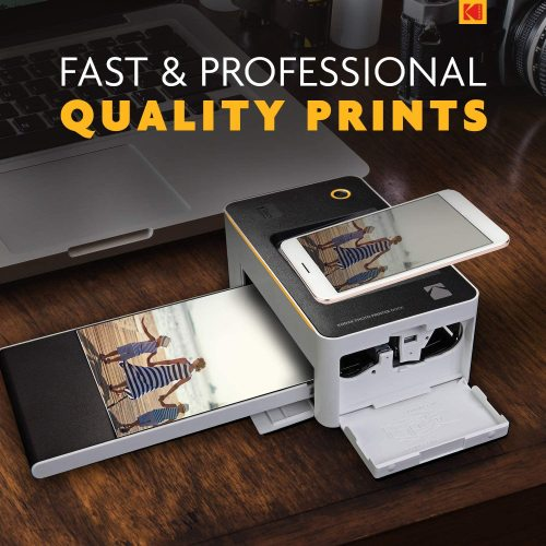 Premium Quality Full Color Prints - Compatible w/iOS & Android Devices
