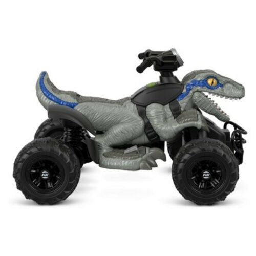 Power Wheels Jurassic World Dino Racer【Free shipping】