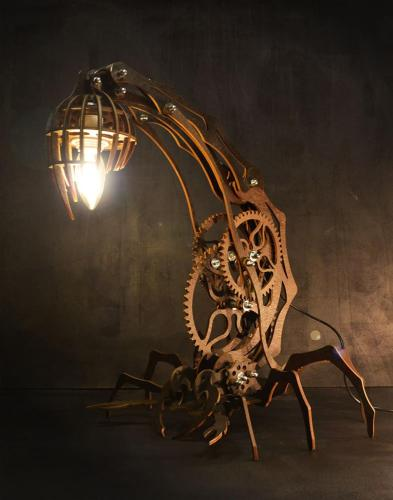 Scorpion Lamp【70%OFF Christmas Offer】