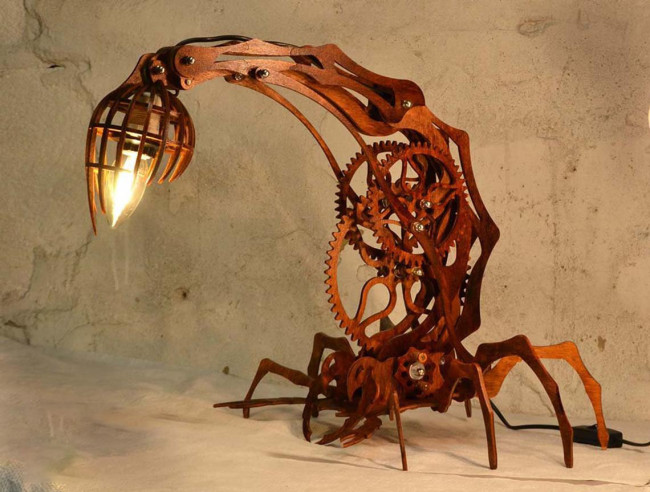 Scorpion Lamp【70%OFF Christmas Offer】
