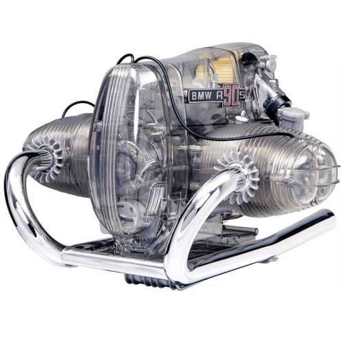BMW Flat-twin engine R 90 S200 part kit, scale 1:2