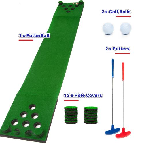 Golf Putting Trainer Set