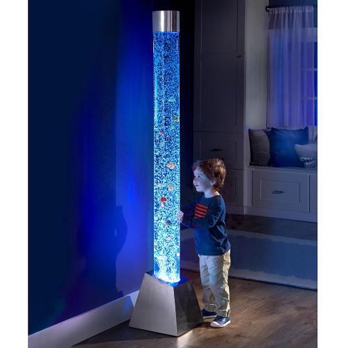 The Light Show Bubble Aquarium (6')