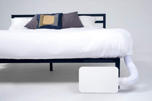 Climate Comfort for Beds, Cooling Fan + Heating Air