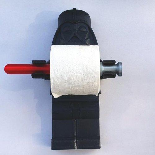 Darth Vader/Stormtrooper Toilet Paper