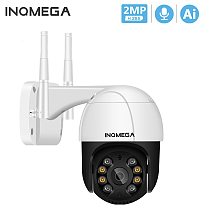 1080P IP Camera PTZ Speed Dome Wireless Outdoor Waterproof 4X Digital Zoom 1 Inch Mini WiFi Security CCTV Camera ISCEE