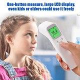 Non-contact Forehead Thermometer, infrared temperature meter Digital temperature gun LCD Display termometro