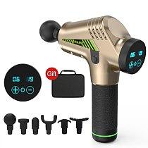 Massage Gun Deep Tissue Muscle Massager Pain Relief Massage Relaxation Body Massager Fascia Gun Electric Massager