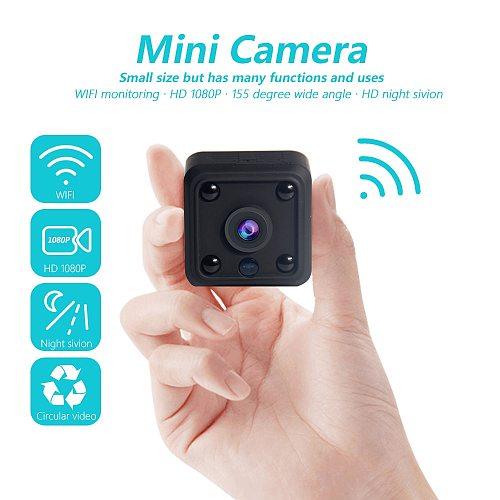 Original WIFI small mini Camera cam 720P video CMOS Sensor Night Vision Camcorder Micro Cameras DVR Motion Recorder