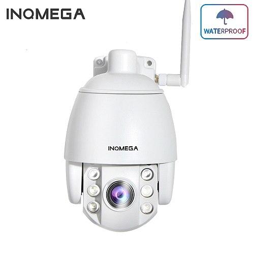 Mini 2.5 Inch PTZ Speed Dome IP Camera WiFi 2MP 1080P Wireless CCTV Camera Outdoor Waterproof Pan Tilt IR Two Way Audio