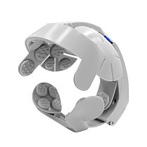 Electric Head Vibration Massager Rellieve Stress Scalp Relax Relieve Brain Fatigue And Improve Memory Sleep Health