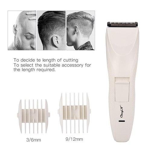 Hair trimmer Professional hair clipper electric beard trimmershaver hair cutting machine trimmer Men barber cutter