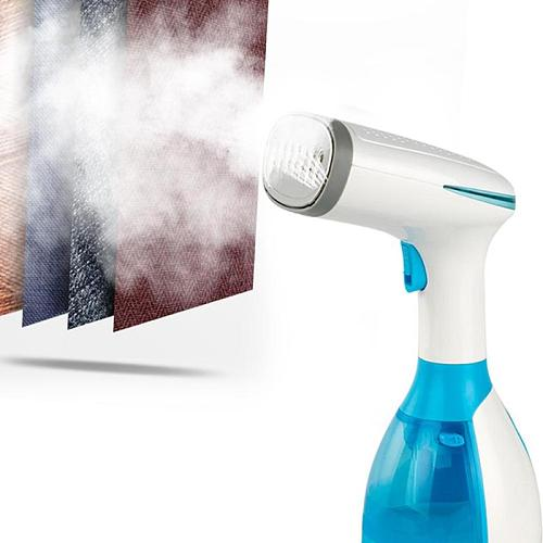1500W Powerful Handheld Fabric Steamer 280ml 15 Seconds Fast-Heat Garment Steamer for Home Travelling Portable Steam Iron Hot