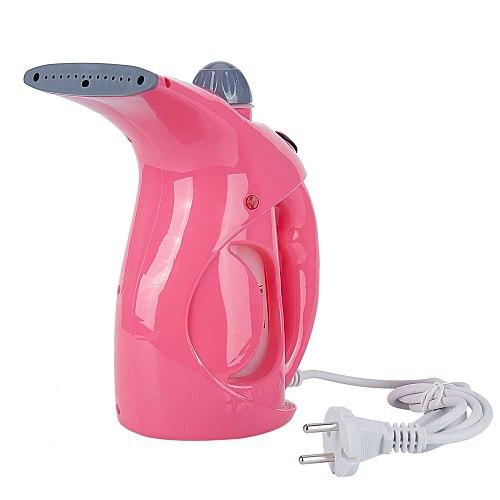 Popular Garment Steamer High-quality PP 200 ml Portable Clothes Iron Steamer Brush For Home Humidifier Facial Steamer Blue EU Pl