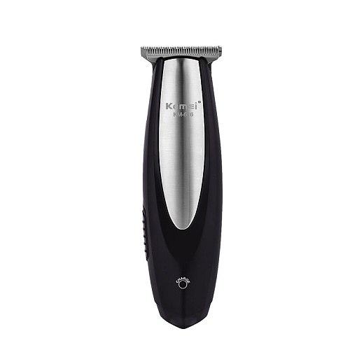 Barber Electric Hair Clipper Stainless Steel Blade Beard Trimmer Hair Cutting Machine Beard Shaver Rechargeable Men Hair Cutter
