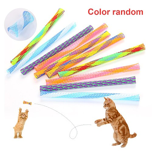 Funny Cat Toys Pets Playing Biting Toys Telescopic Cat Stick Pet Supplies Cats interactive Toy Dropshiping