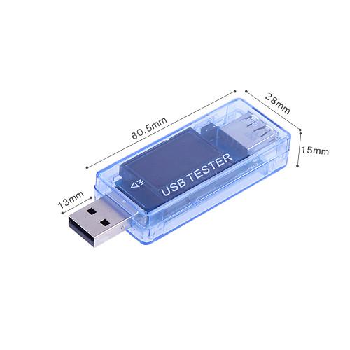 USB Battery Tester DC Digital Voltmeter Power Bank Current Voltage Doctor Charger Capacity Volt Tester Meter Ammeter